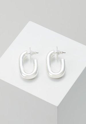 EARRINGS RAN - Orecchini - silver-coloured