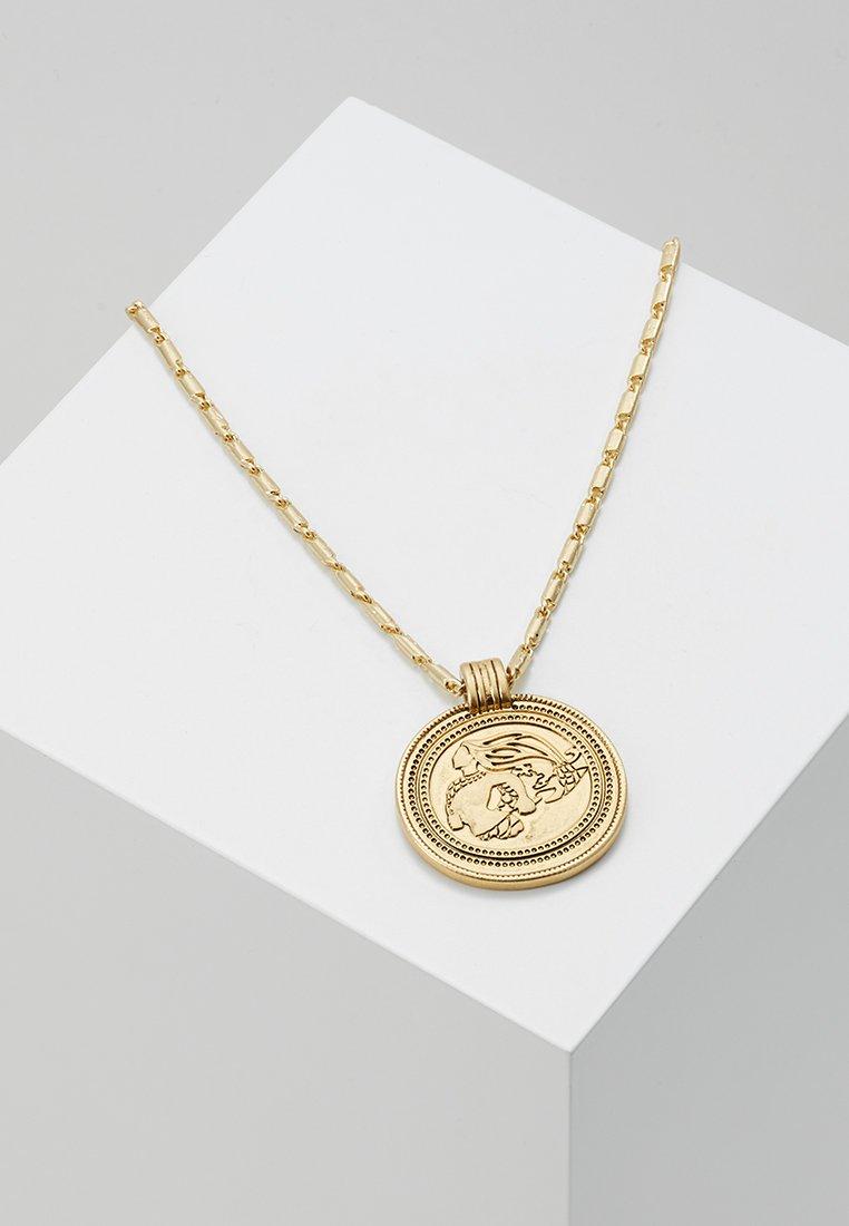 Pilgrim - NECKLACE RAN - Halskette - gold-coloured