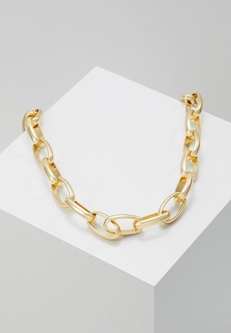 Pilgrim - NECKLACE RAN - Halsband - gold-coloured