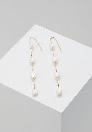 EARRINGS RAN - Earrings - gold-coloured