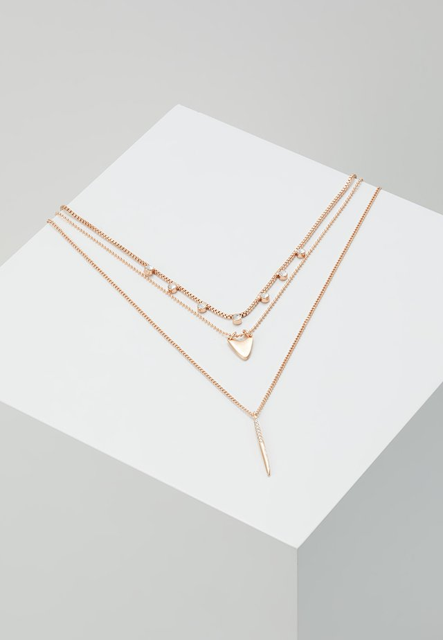 FRIGG - Necklace - rose gold-coloured