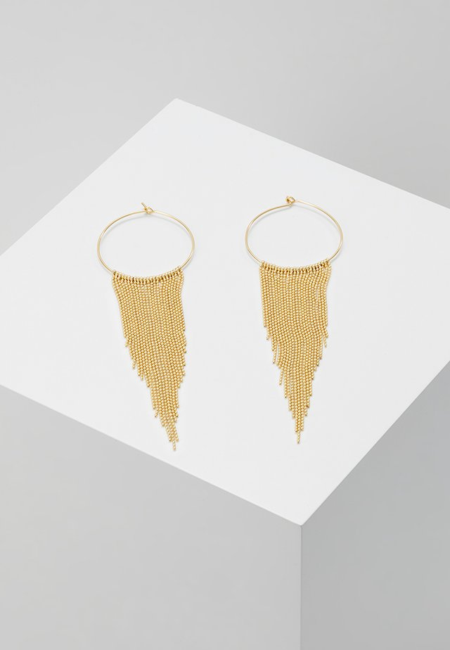 EARRINGS FRIGG - Boucles d'oreilles - gold-coloured