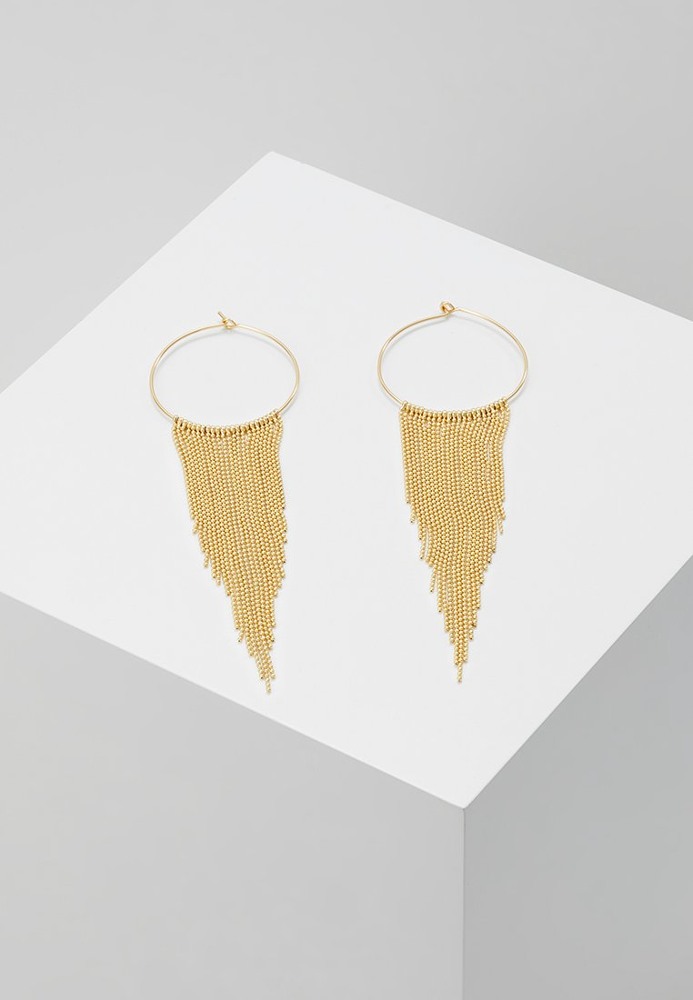 Pilgrim - EARRINGS FRIGG - Pendientes - gold-coloured