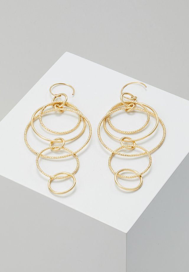 EARRINGS FREYA - Örhänge - gold-coloured