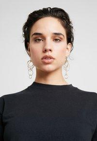 Pilgrim - EARRINGS FREYA - Boucles d'oreilles - gold-coloured - 1
