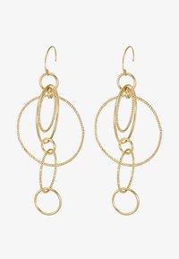 Pilgrim - EARRINGS FREYA - Boucles d'oreilles - gold-coloured - 3