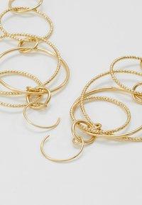 Pilgrim - EARRINGS FREYA - Boucles d'oreilles - gold-coloured - 2