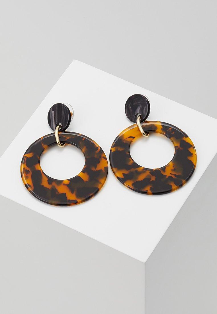Pilgrim - EARRINGS CARO - Boucles d'oreilles - gold-coloured