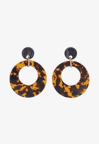 Pilgrim - EARRINGS CARO - Boucles d'oreilles - gold-coloured - 3
