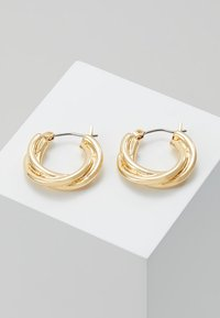 Pilgrim - EARRINGS JEMIMA - Øreringe - gold-coloured - 0