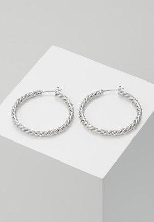 EARRINGS ELSIE - Oorbellen - silver-coloured