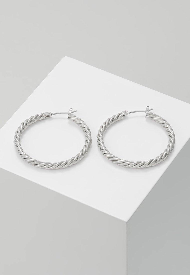 Pilgrim - EARRINGS ELSIE - Örhänge - silver-coloured