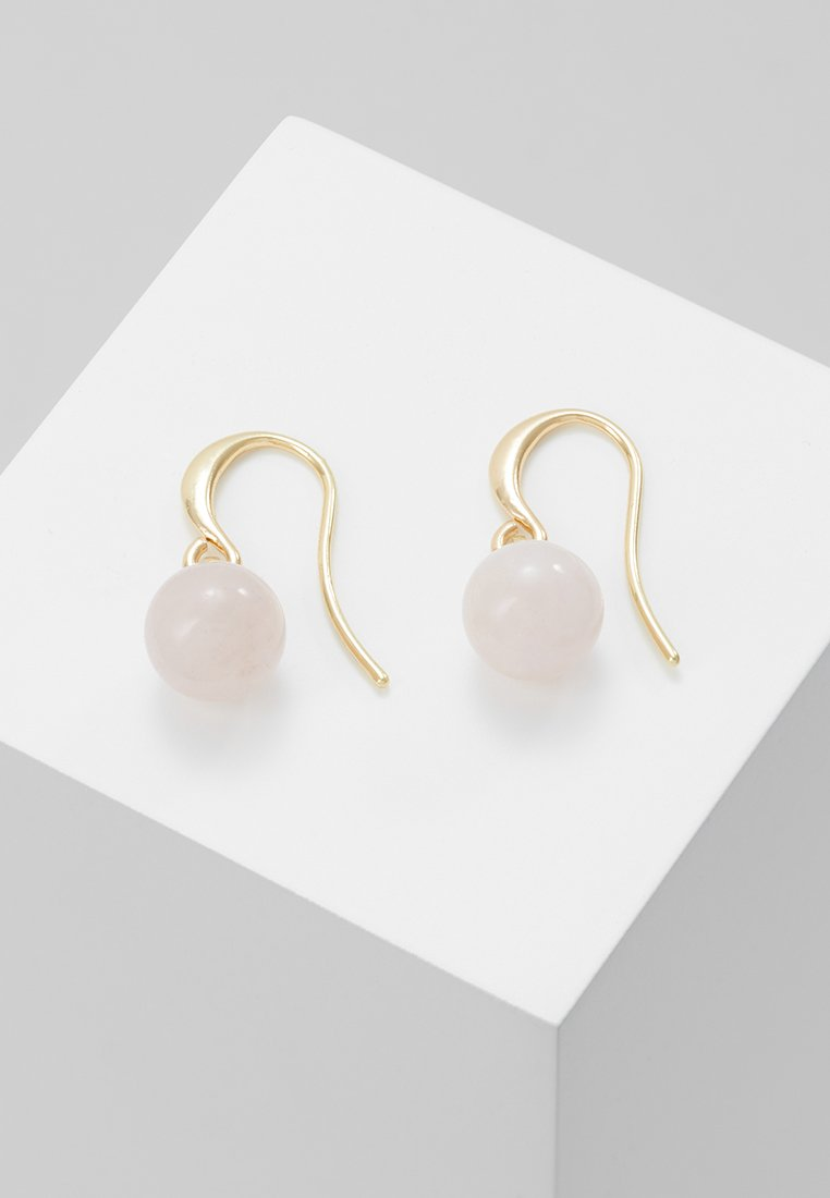 Pilgrim - EARRINGS GOLDIE - Ohrringe - gold-coloured