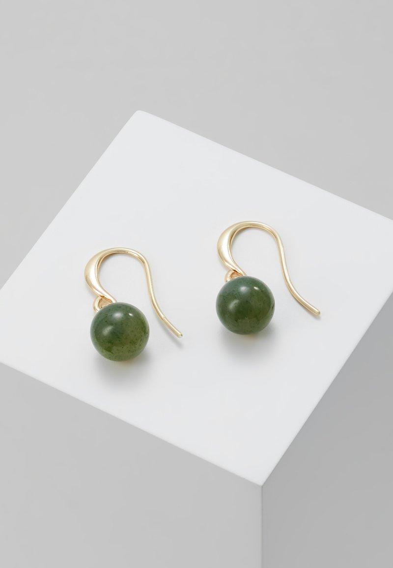 Pilgrim - EARRINGS GOLDIE - Náušnice - gold-coloured