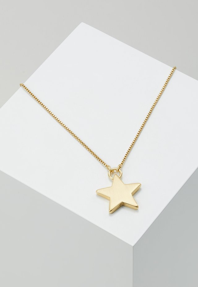 NECKLACE AVA - Necklace - gold-coloured