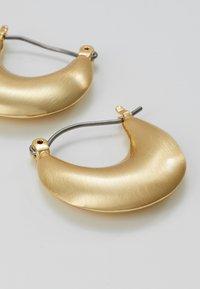 Pilgrim - EARRINGS ALMA - Orecchini - gold-coloured - 4