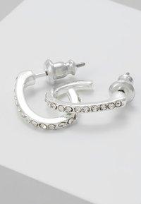 Pilgrim - DELIA - Korvakorut - silver-coloured - 4