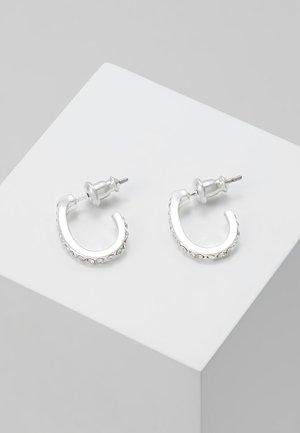DELIA - Korvakorut - silver-coloured