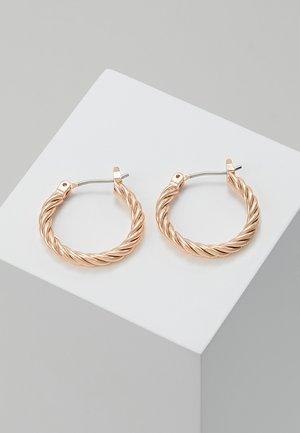 EARRINGS CECE - Boucles d'oreilles - rose gold-coloured