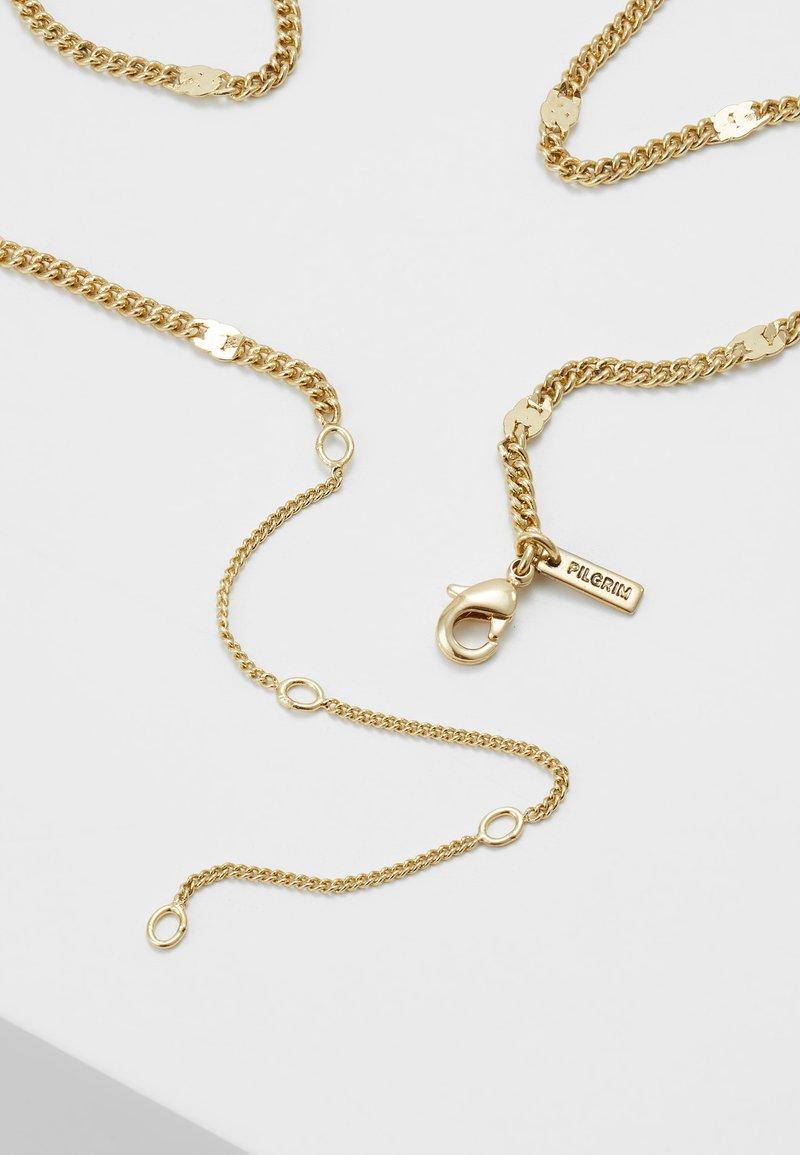 Pilgrim - NECKLACE - Collier - gold-coloured