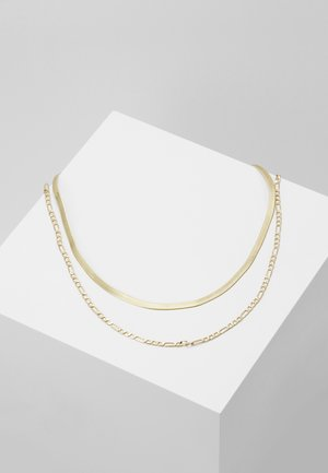 NECKLACE YGGDRASIL 2 PACK - Collier - gold-coloured