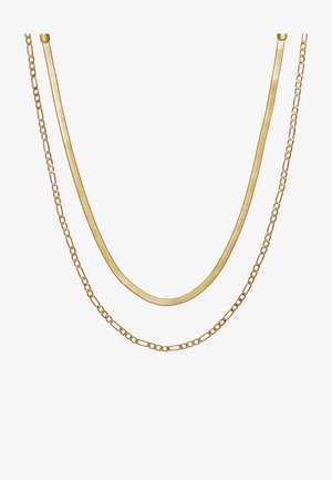 NECKLACE YGGDRASIL 2 PACK - Náhrdelník - gold-coloured