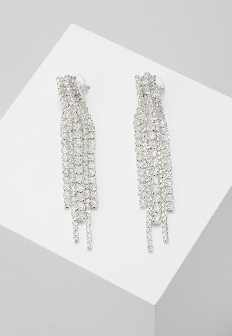 Pilgrim - EARRINGS RACHEL - Náušnice - silver-coloured