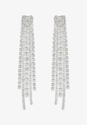 EARRINGS RACHEL - Kolczyki - silver-coloured