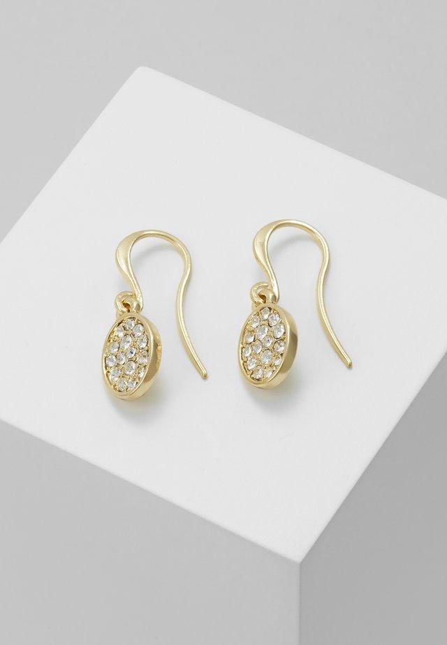 EARRINGS - Oorbellen - gold-coloured