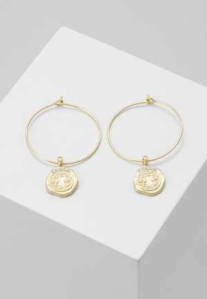 EARRINGS VERDANDI - Oorbellen - gold-coloured