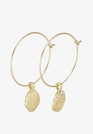 EARRINGS VERDANDI - Kolczyki - gold-coloured