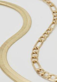 Pilgrim - BRACELET 2 PACK - Bracelet - gold-coloured - 4
