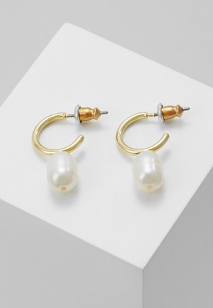 EARRINGS - Øreringe - gold-coloured