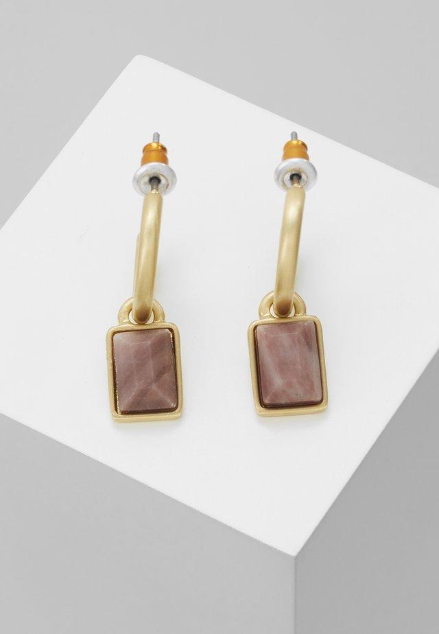 EARRINGS VERDANDI - Oorbellen - gold-coloured