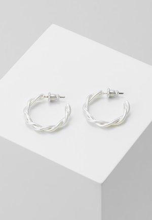EARRINGS NAJA - Earrings - silver