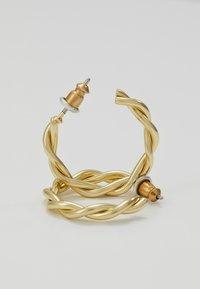 Pilgrim - EARRINGS NAJA - Ohrringe - gold-coloured - 4