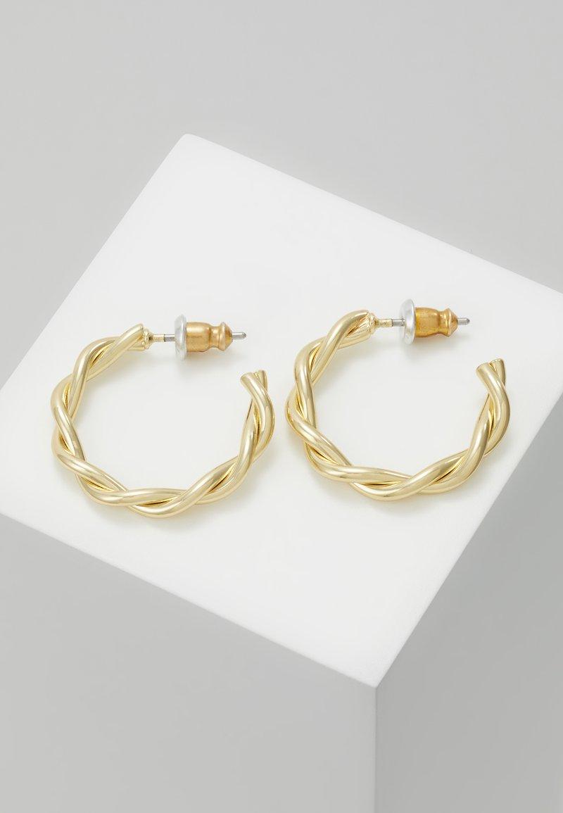 Pilgrim - EARRINGS NAJA - Náušnice - gold-coloured
