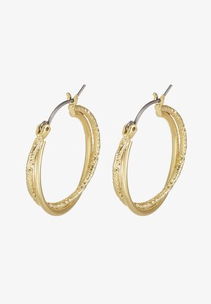 EARRINGS AIR - Boucles d'oreilles - gold-coloured