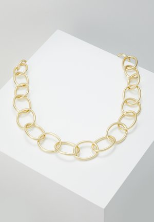 NECKLACE AIR - Necklace - gold-coloured