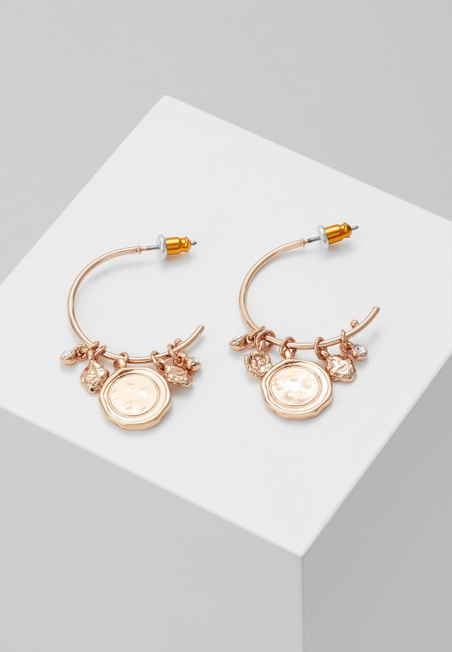 EARRINGS AIR - Korvakorut - gold-coloured