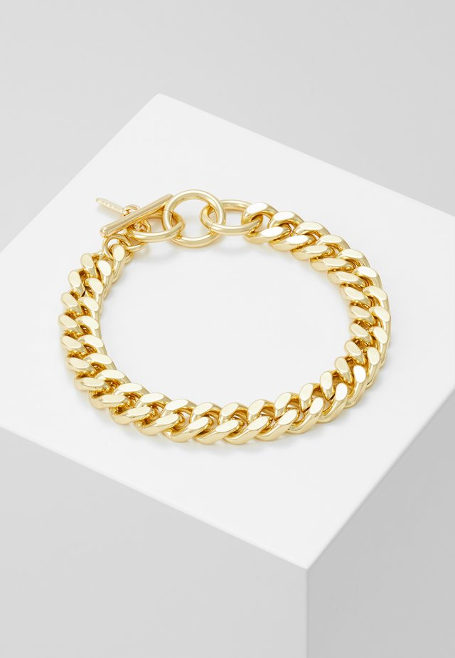 BRACELET WATER - Náramek - gold-coloured