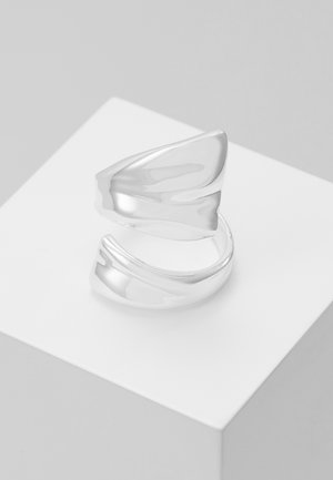 WATER - Ring - silver-coloured