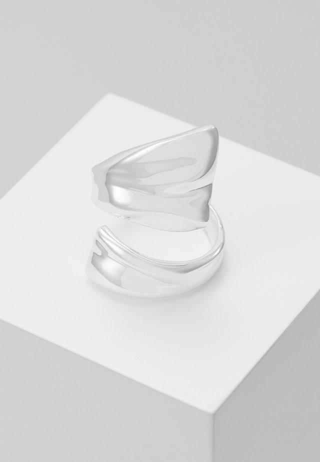 WATER - Ringar - silver-coloured