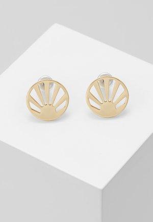 EARRINGS FIRE - Earrings - gold-coloured
