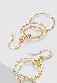 Pilgrim - EARRINGS FIRE - Oorbellen - gold-coloured - 2
