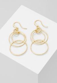 Pilgrim - EARRINGS FIRE - Oorbellen - gold-coloured - 0