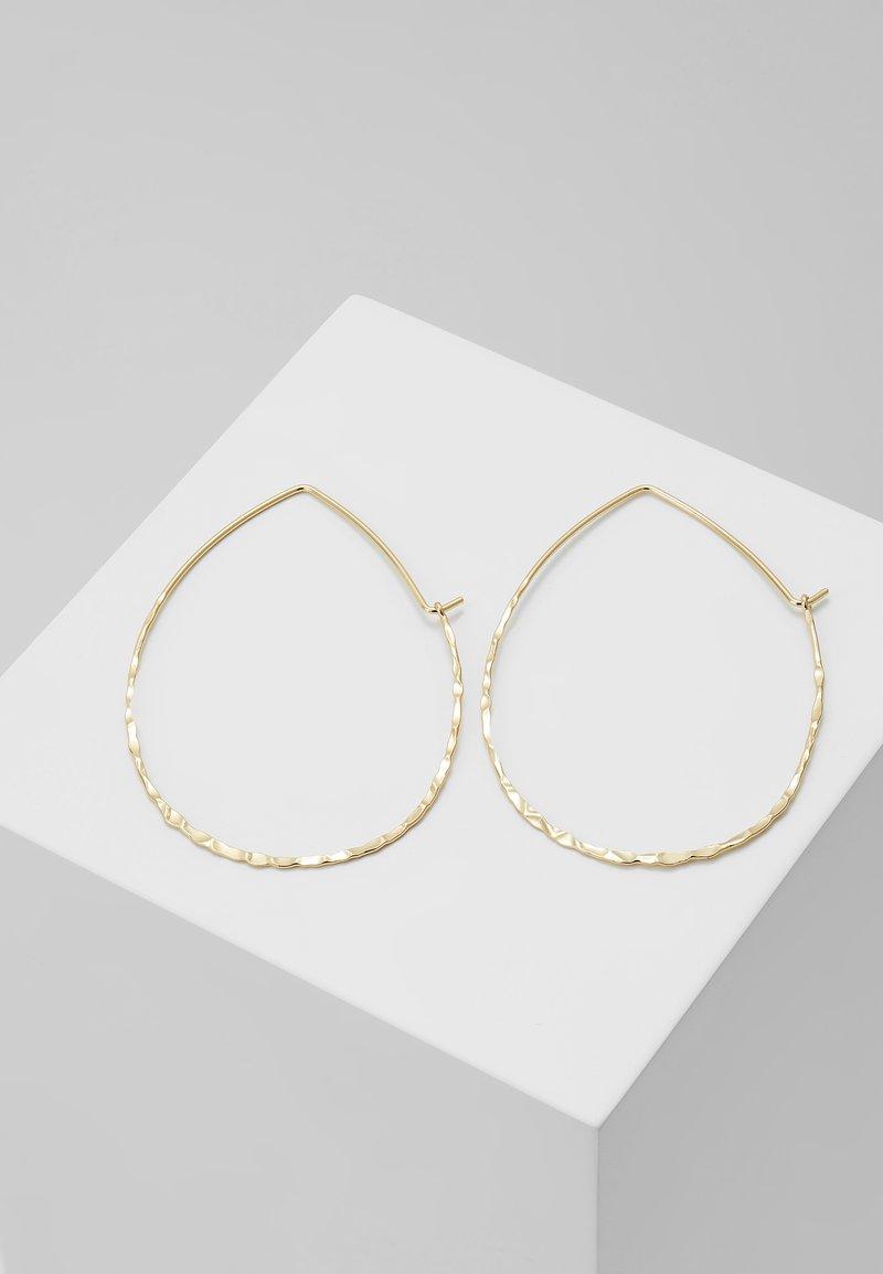 Pilgrim - EARRINGS FABIA - Earrings - gold-coloured