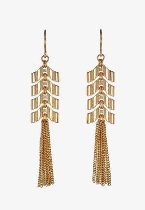 EARRINGS KARLA - Náušnice - gold-coloured
