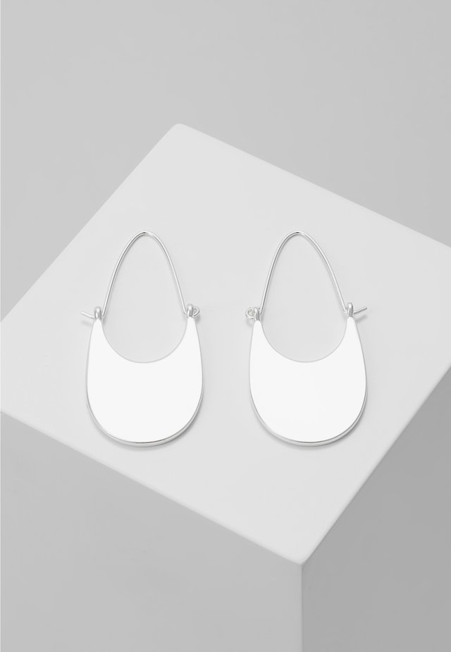 EARRINGS EVERLY - Korvakorut - silver-coloured