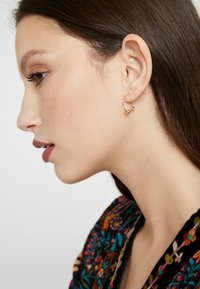 Pilgrim - EARRINGS - Earrings - gold-coloured - 1